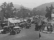 Downtown Laguna Beach 1920s