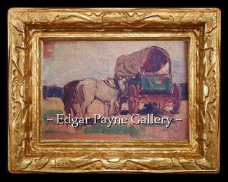 Edgar Payne ~ Museum Collections